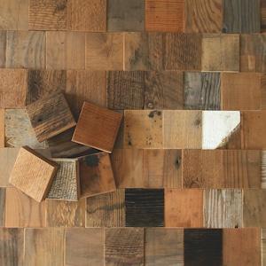 Wood Tile 120x120 10pcs