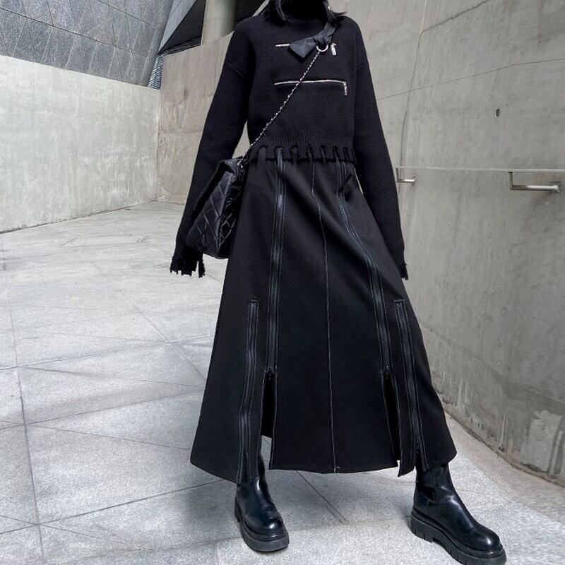 デザインニッチスカート   1-419