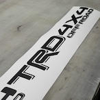 【 BeyondWraps 】 TRD OFF ROAD Decal 2枚セット