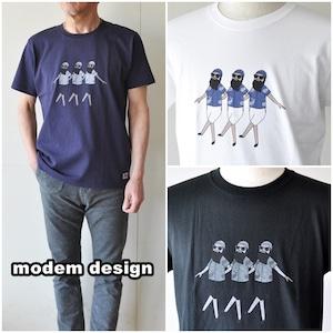 modemdesign モデムデザイン 半袖Tシャツ カットソー 2009051 メンズ