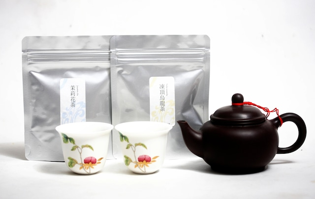 お試し台湾茶入門セット 桃【お一人様1個限り】
