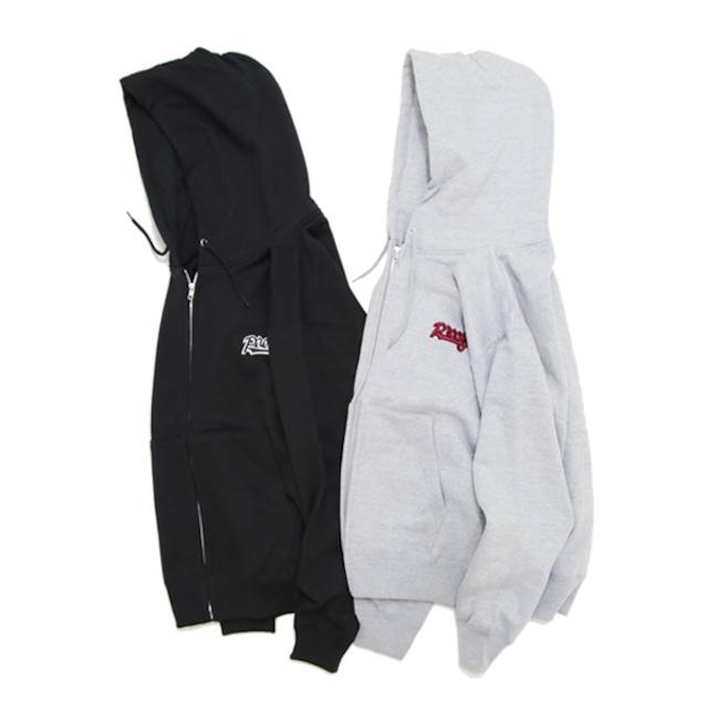 PROOF Full zip hood