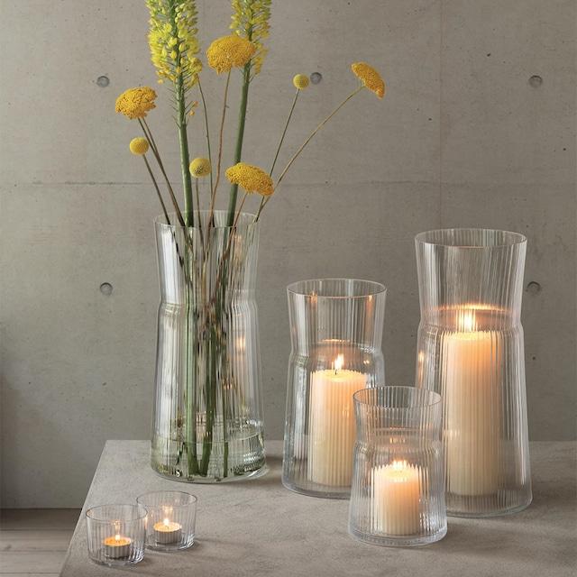 Gio Line Lantern / Vase Clear Line[LSA]