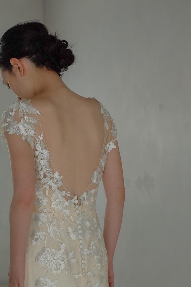 Wedding Dress/rental/Slender/DR6001 (旧品番DR2001)