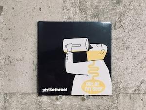 strike three! / OUT OF MY BEER