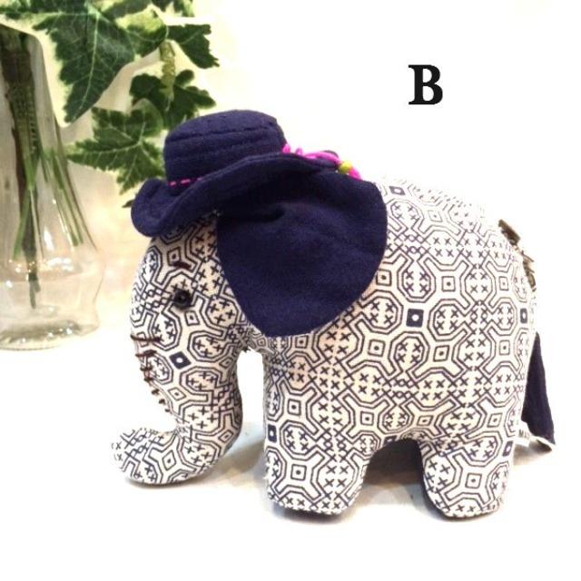 象さん B