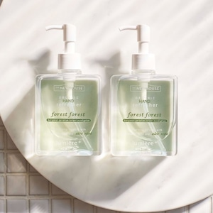 THE NEWHOUSE × lumière+Hand gel (300mL×2個セット) TNHH2110-04