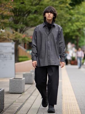 SUNDAY PANTS-A  ブラック [ST#SP10194312-2]