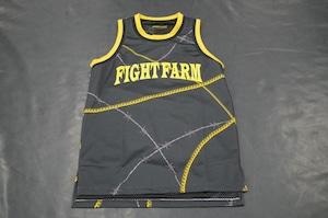 FIGHTFARM バスケットタンク バスケショーツ 上下