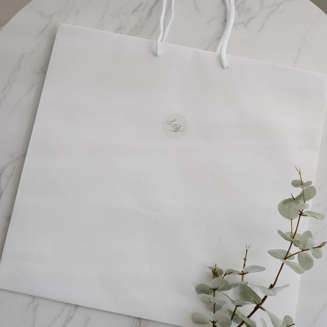 お渡し用紙袋(大)