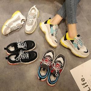7013レディーススニーカー シューズ カジュアルシューズ  靴 ランニングシューズ スポーツ ジョギングシューズ