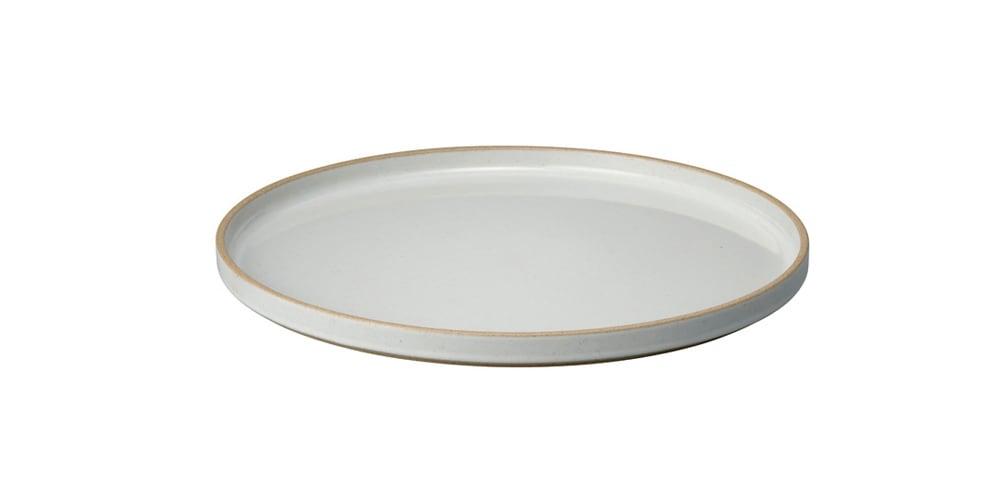 Hasami Porcelain(ハサミポーセリン) HPM004 プレート クリア 22センチ