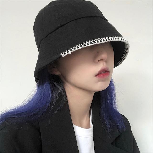 【小物】無地ファッションストリート帽子 42895897