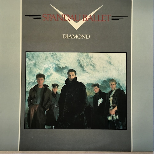 【LP・米盤】Spandau Ballet / Diamond