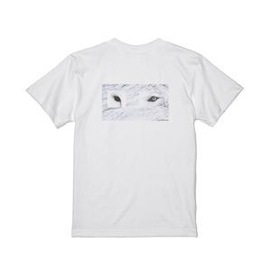チャリティTシャツ 田中せり / 白猫