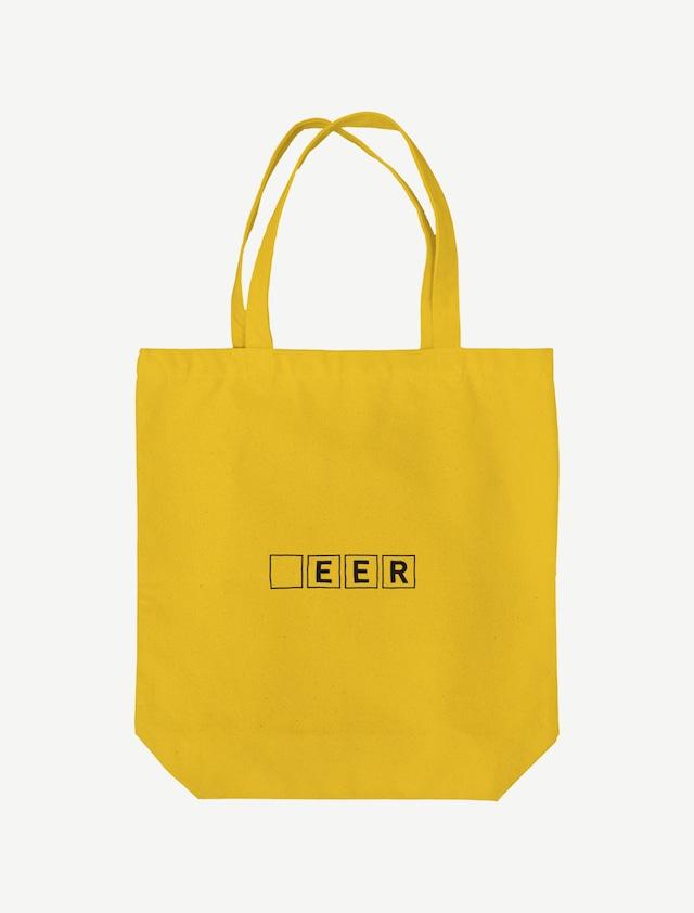 【□EER】トートバッグ(デイジー)