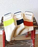 ROTOTO(ロトト)/ City Socks(シティー ソックス)