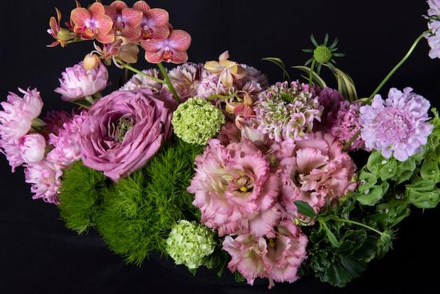 Fresh Flower Arrangement【L】全6種