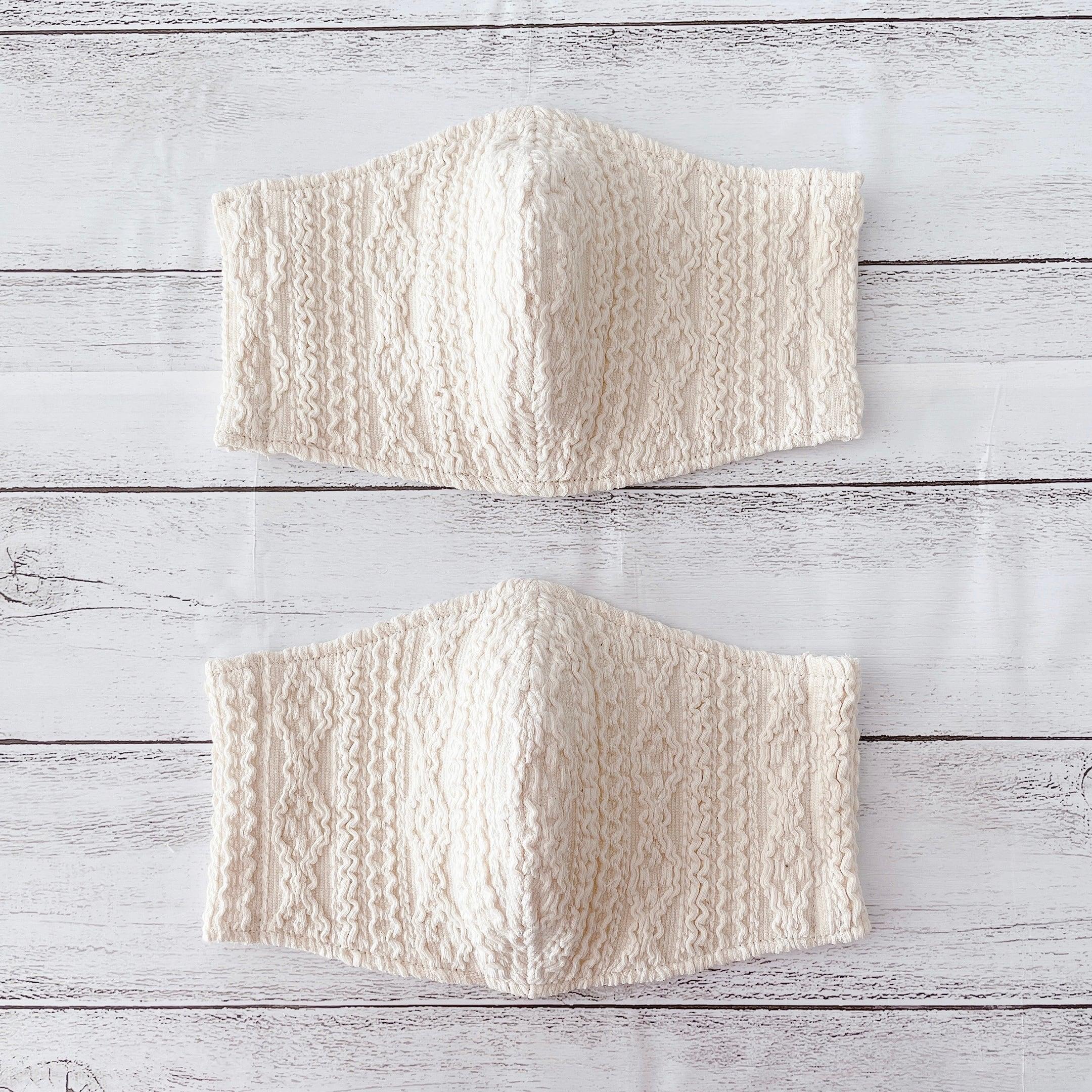 立体マスク knit
