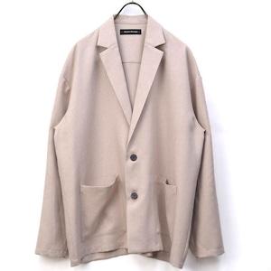 Tailored Shirts Jacket  Beige