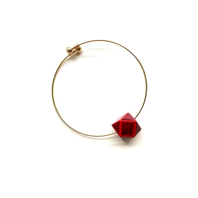 SBL007 飛騨春慶のブレスレット 紅
