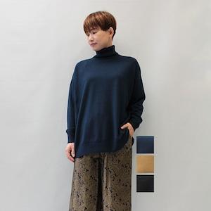 SACRA(サクラ) SUPER FINE MERINO TOP 2021秋冬新作 [送料無料]