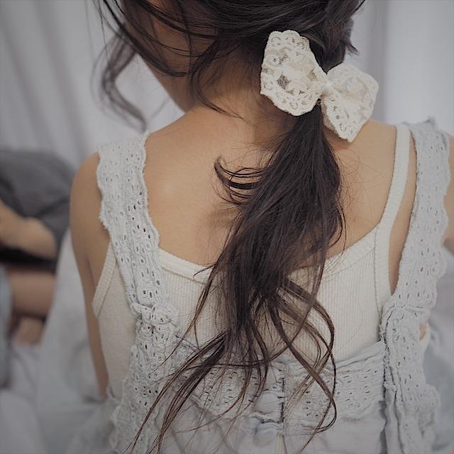【即納】Elvsee Hairpin (リボンヘアクリップ) Jireh Bow:HD10EHX9110673_428