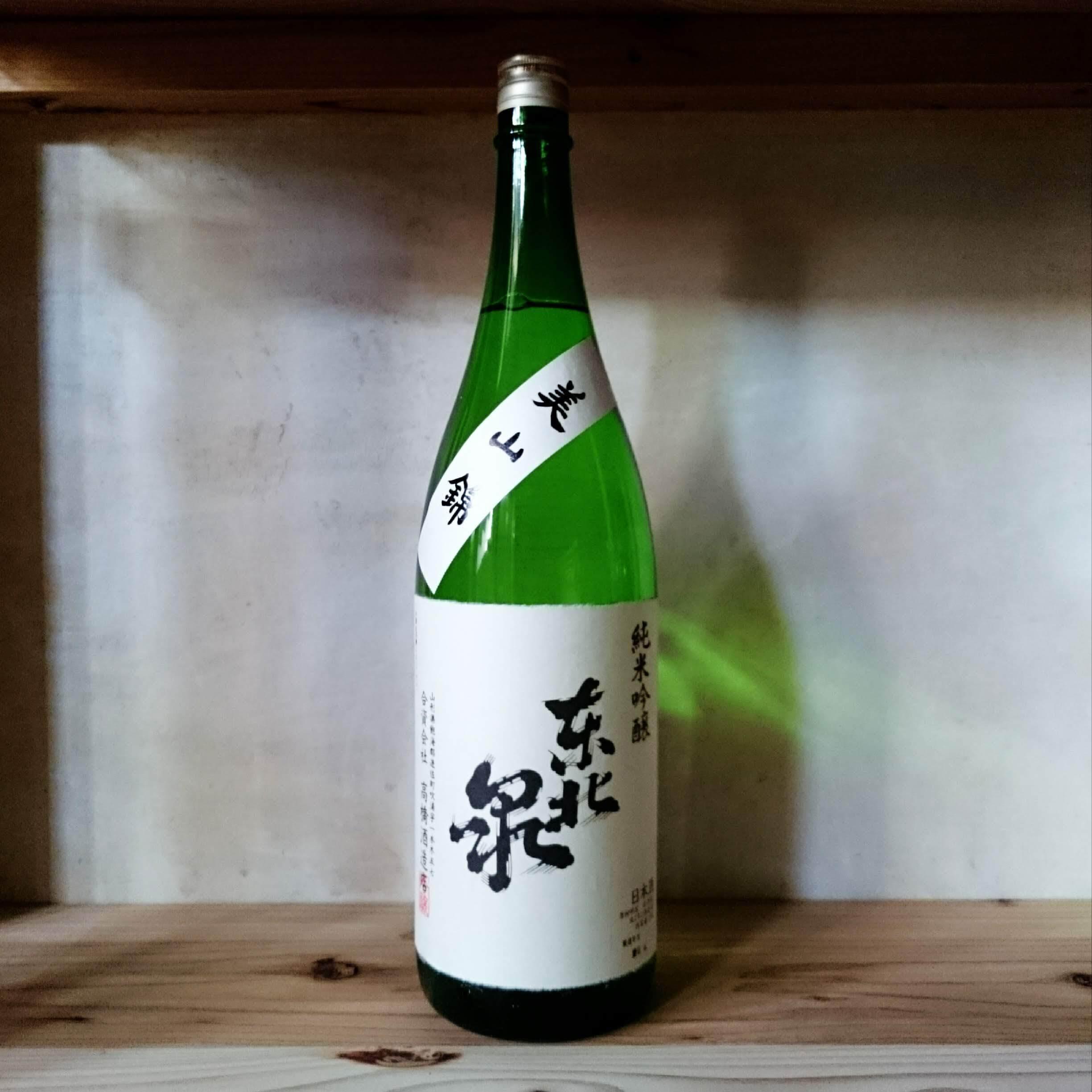 東北泉 純米吟醸 美山錦 1.8L