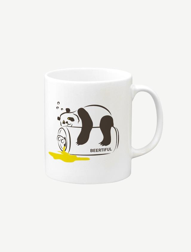 【ほろ酔いパンダ】マグカップ