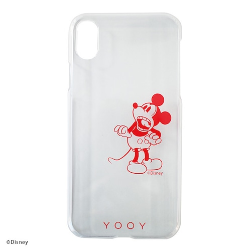DISNEY/REACTION/MICKEY iPhone CASE/YY-D028