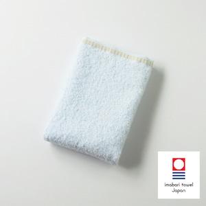 わた媛 ウォッシュタオル/ブルー 1-62008-51-B