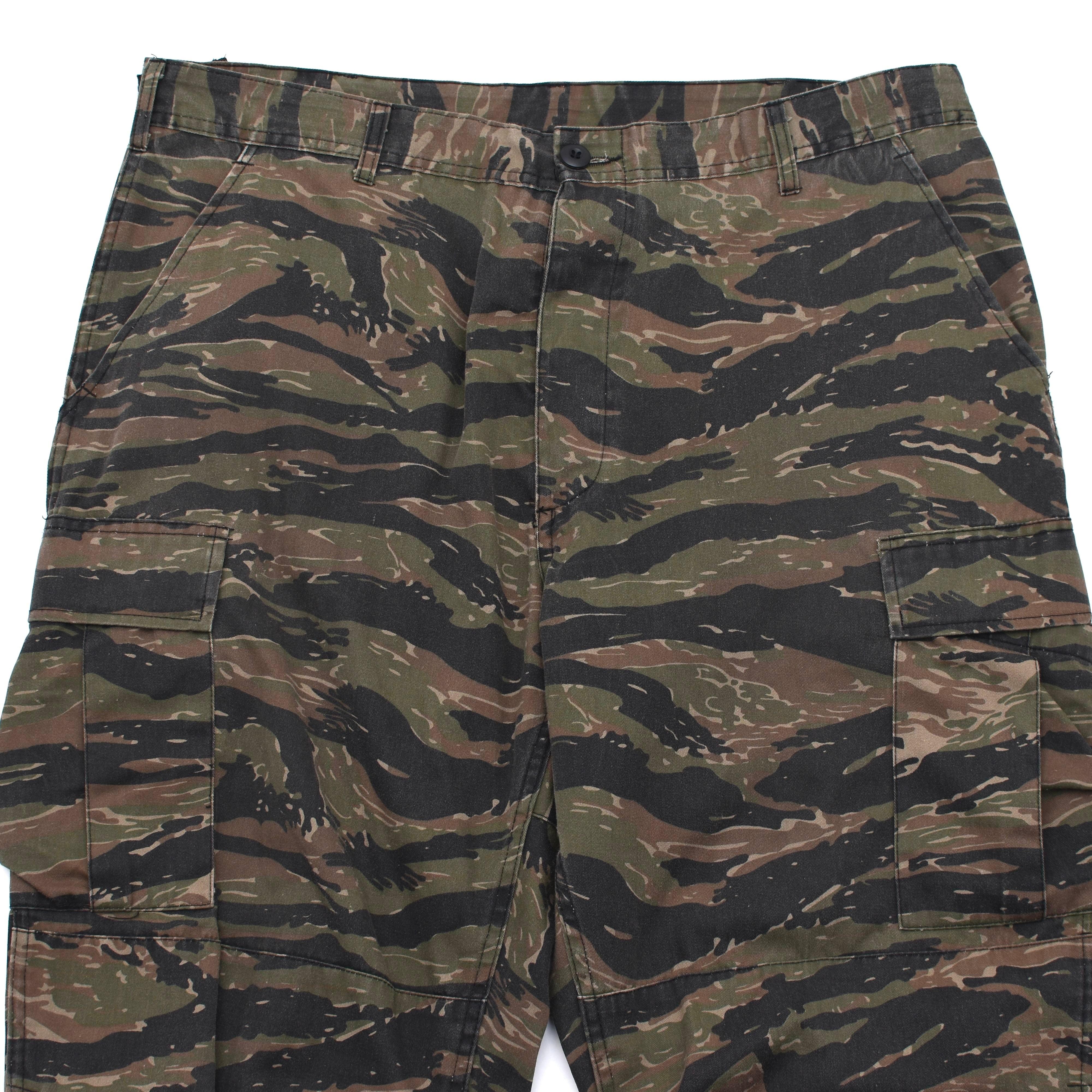 ROTHCO tiger strip camo cargo pants