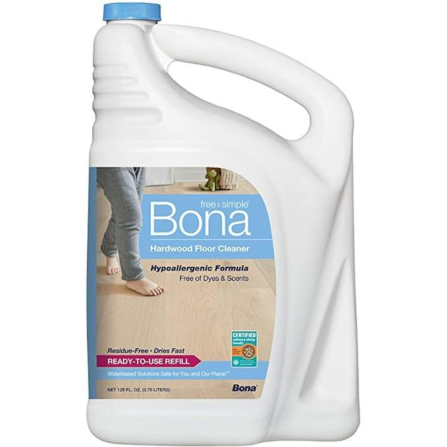 Bona フリー&シンプルクリーナー詰替え用