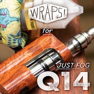 WRAPS! for JUSTFOG Q14