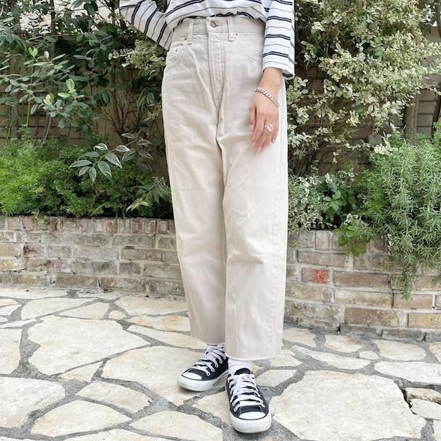 "USED "" Levi's denim pants / リーバイスデニムパンツ """