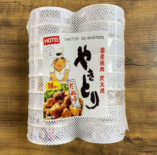 焼き鳥缶詰