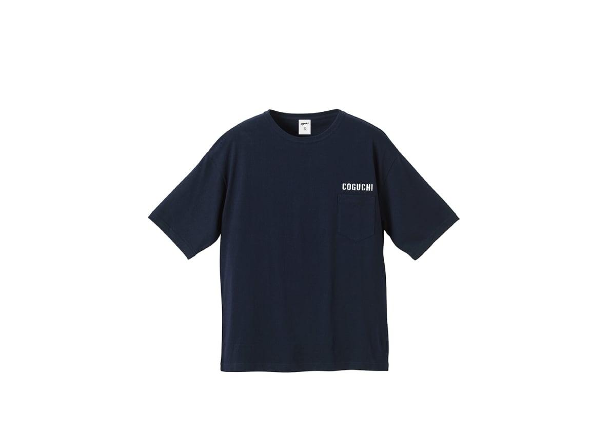 US T-shirt(navy)