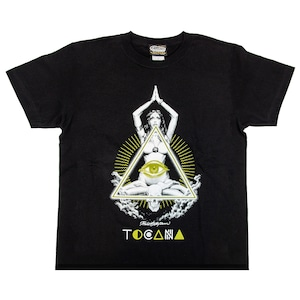 "【M再入荷!】TOCANA×Rockin'Jelly BeanコラボTシャツ""The Eye of TOCANA""【送料無料】"