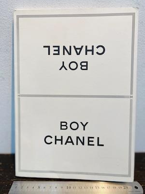 非売品 BOY CHANEL ポスター PHOTO BYカール・ラガーフェルド撮影