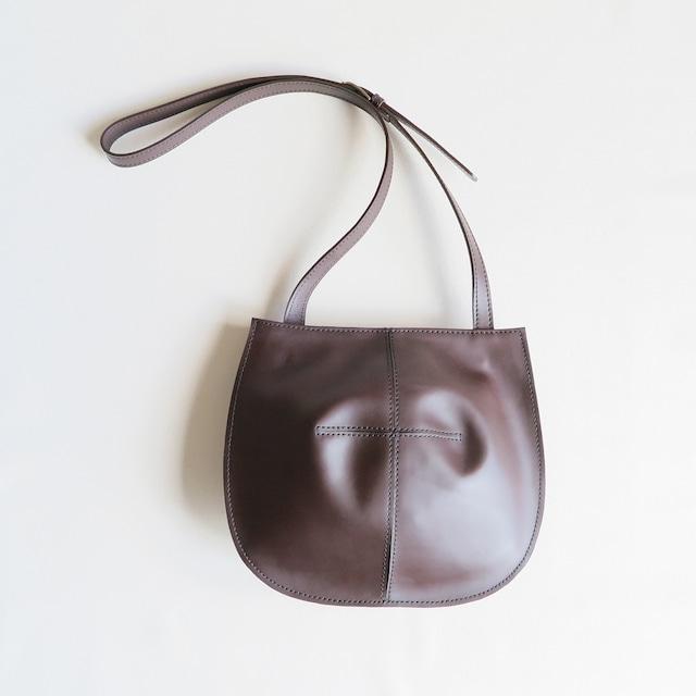 Balloon shoulder bag D.BROWN
