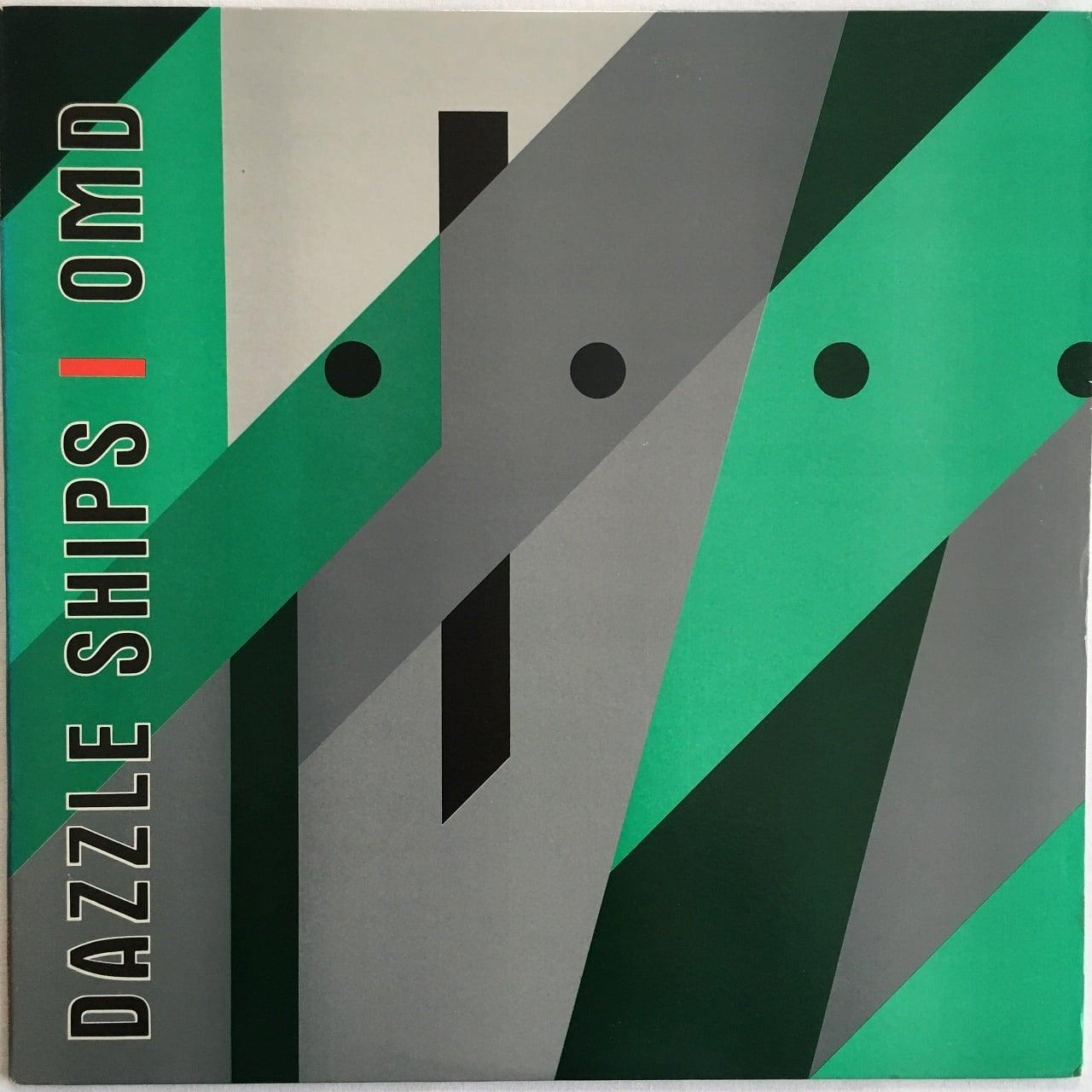 【LP・米盤】 Orchestral Manoeuvres In The Dark  /  Dazzle Ships