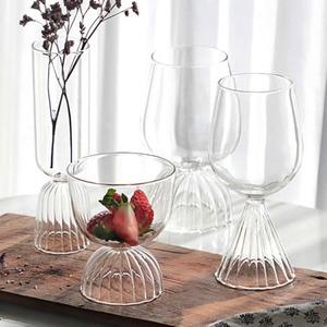 bell glass 4types / ベル グラス ワイン シャンパン カクテル コップ 韓国 北欧 雑貨