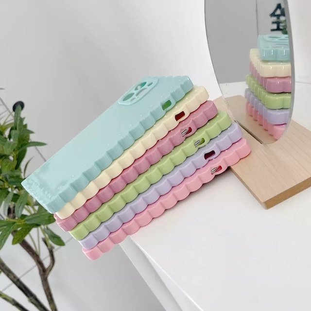 Colorful cover iphone case
