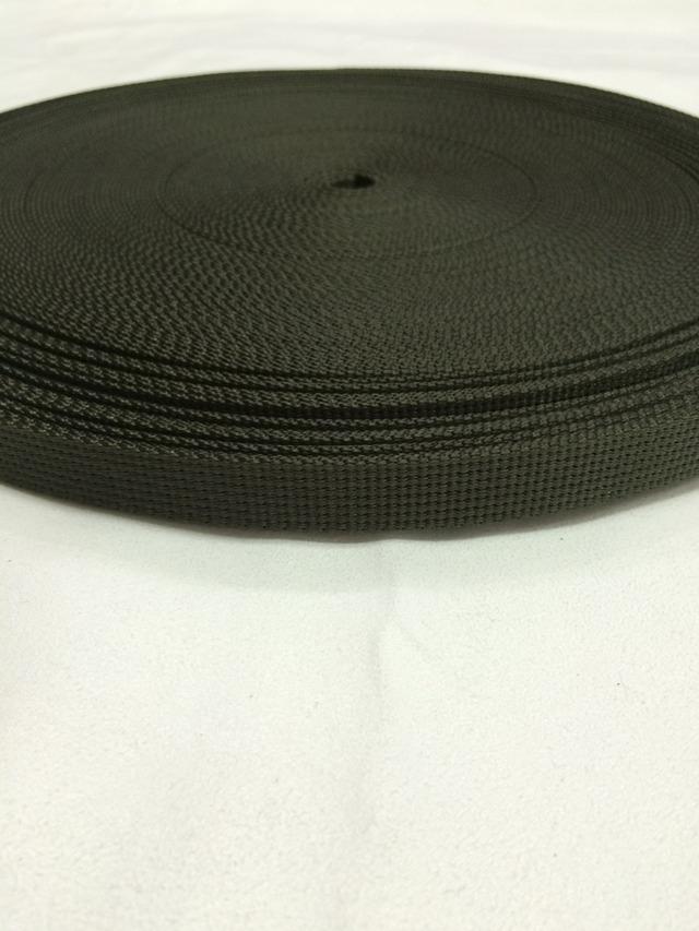 ナイロンテープ 12本トジ織 15mm幅 1.5mm厚 カラー(黒以外) 5m単位