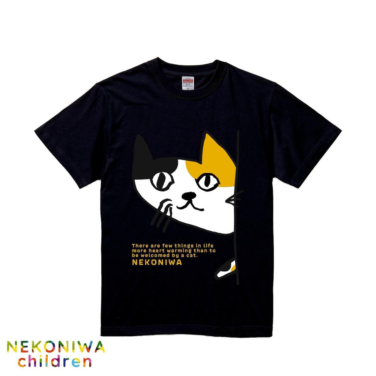 NEKONIWA-KIDS Tシャツ【きなこ】全国送料‼