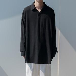ロングスリーブポロシャツ BL9278