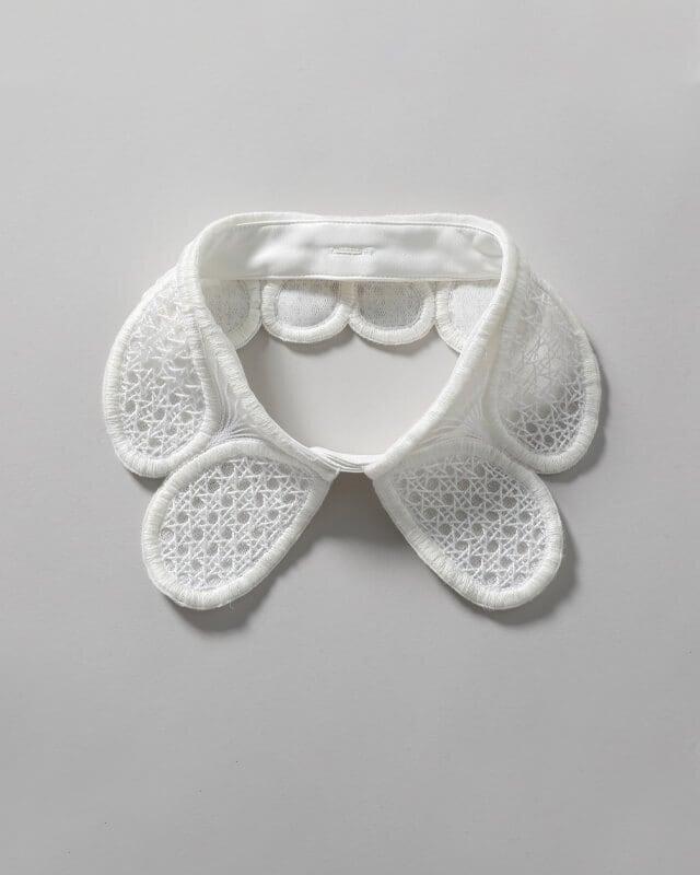 【付襟】オートクチュール刺繍(※受注生産:1.5ヵ月~2ヵ月)