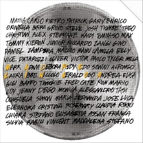 【残りわずか/LP】V.A - Madre Lingua LP