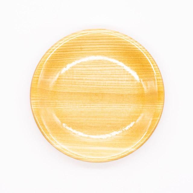 【限定1点 アウトレット品】山中漆器 栓3.5 豆皿 カラフル シャイン 254421 豆豆市190