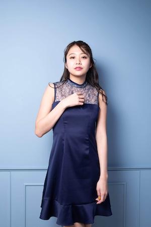 glitter cord mini dress